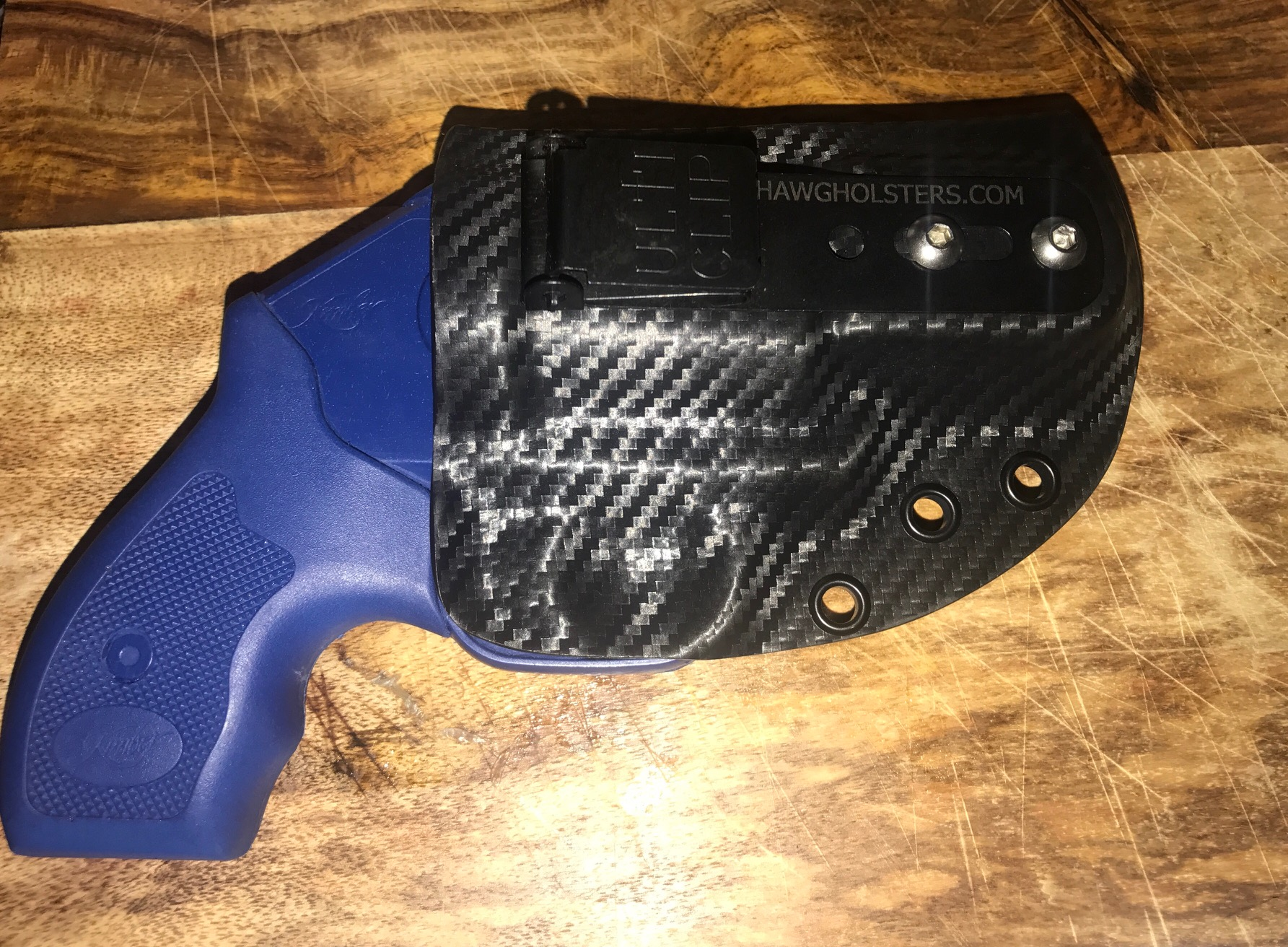 Crimson Trace INSIDE THE WAISTBAND Hunting Ruger SR9C Kydex IWB